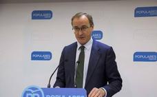 El PP pide la retirada de las bases del nuevo estatus por ser «ilegales»