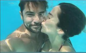 David Bisbal y Rosanna Zanetti disfrutan de las vacaciones
