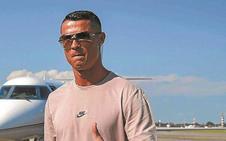 Cristiano Ronaldo será presentado hoy en Turín