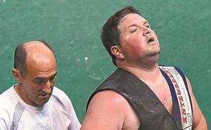 Aimar Irigoien, campeón de Gipuzkoa por undécima vez