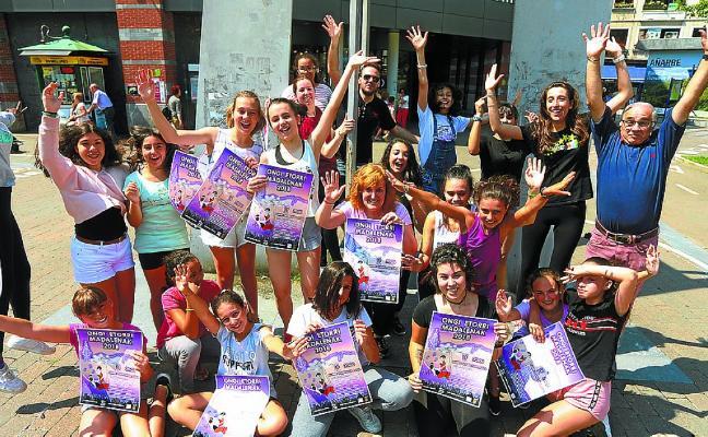 Muchas novedades en el Festival 'Ongi Etorri Madalenak' del jueves 19