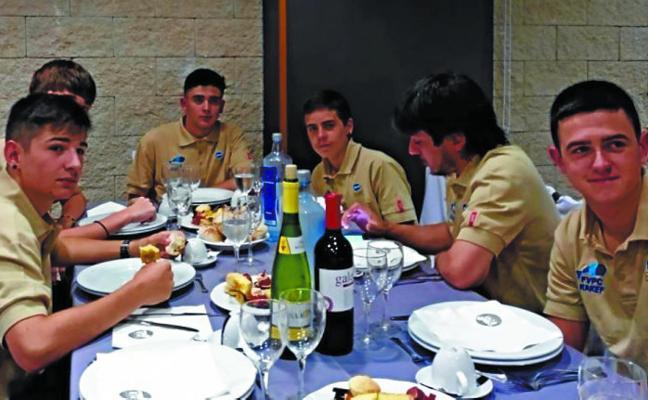 Jokin Sudupe, campeón de España de pesca en Salmónidos Mosca Juventud