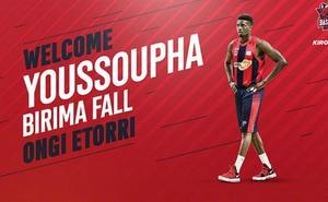 El baskonista Youssoupha Fall se convierte en el 'techo' actual de Liga ACB