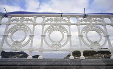 El Ayuntamiento de San Sebastián aprueba el proyecto para la reparación y ampliación del voladizo del muro de La Concha