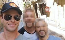 Chris Hemsworth y Elsa Pataky, en Donostia