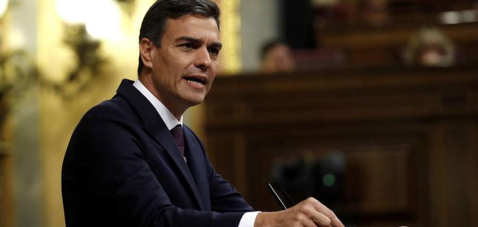 Sánchez pide «superar la dinámica de bloques» para acordar el nuevo estatus en Euskadi