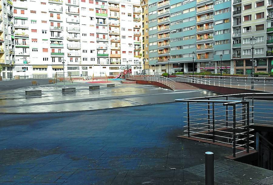 El Ayuntamiento quiere «repensar» Amara Berri junto a los vecinos