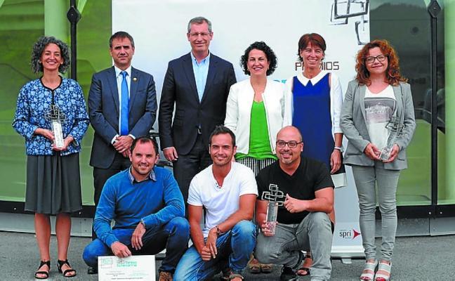 Los premios Toribio Echevarria se entregan hoy en el centro tecnológico Tekniker