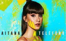 Aitana anuncia el estreno de su primer single