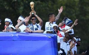 Varane: «Me molesta que me digan que tengo que ser como Sergio Ramos»