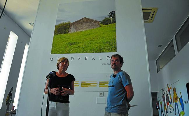Asier Gogortzaren 'Mendebalde' erakusketa azarora arte museoan