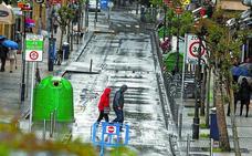 El Pleno aprueba hoy que la calle Matia deje de ser peatonal los domingos y días festivos