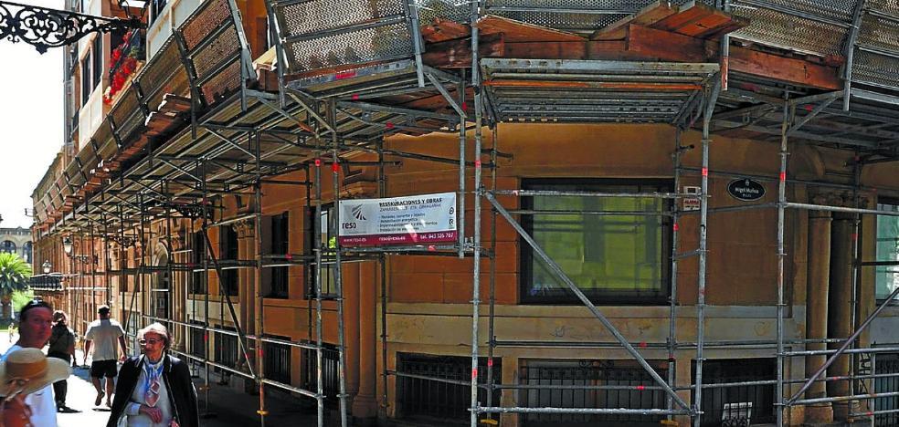 El 34% de los edificios antiguos cumple ya en Gipuzkoa la obligación de pasar la ITE