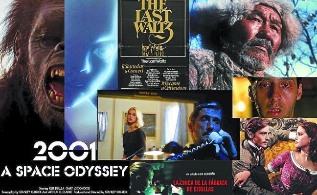 Seleccionadas las diez películas de cine-fórum que se proyectarán a partir de septiembre