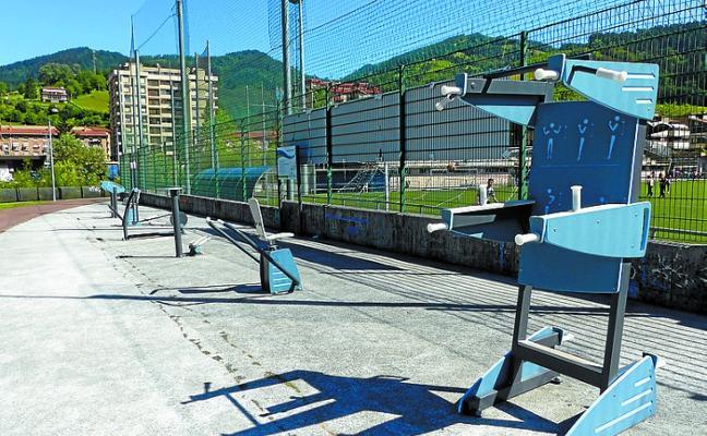 Un nuevo espacio se suma a las áreas deportivas para ejercicio al aire libre