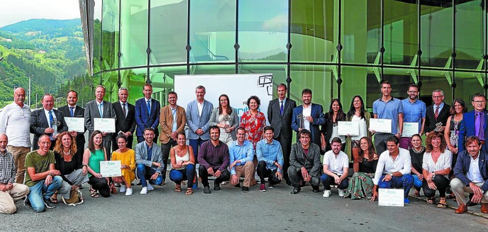 Proyectos del ámbito de la salud se imponen en los premios Toribio Echevarria