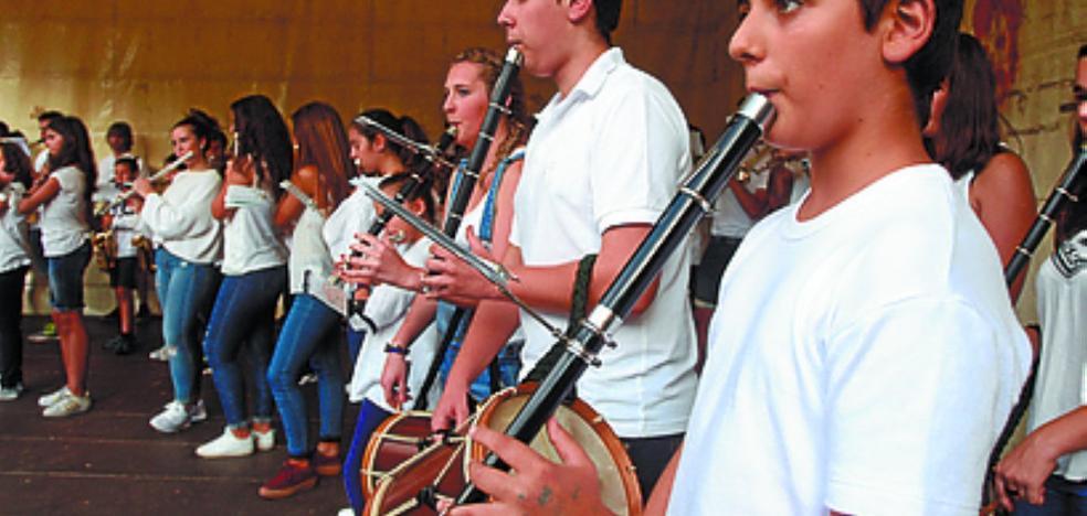 Cuatro alumnos del Tomás Garbizu actuarán con la Big Band de Donostia