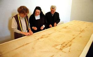 Un nuevo estudio forense sugiere que la Sábana Santa de Turín es falsa