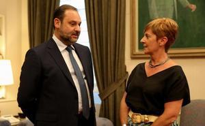 El Gobierno Vasco ve «voluntad absoluta» de Fomento para nuevas transferencias