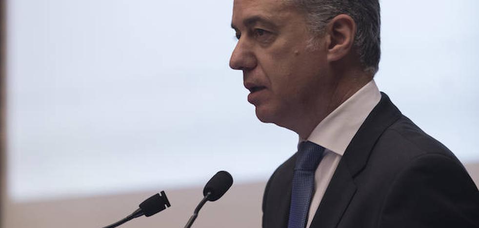 Urkullu avanza que en «próximos días» habrá acuerdos con el Gobierno central en transferencias y recursos