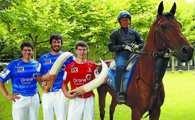 Descuentos en los partidos de remonte y las carreras de caballos