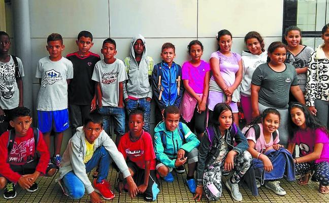 Tolosaldea, una gran familia para el Sahara