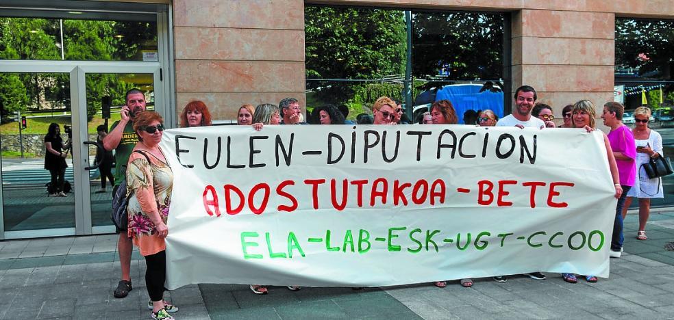 ELA augura un otoño caliente en la negociación sectorial de Gipuzkoa