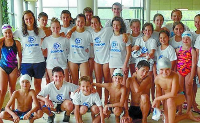 Balance «muy positivo» para los nadadores locales