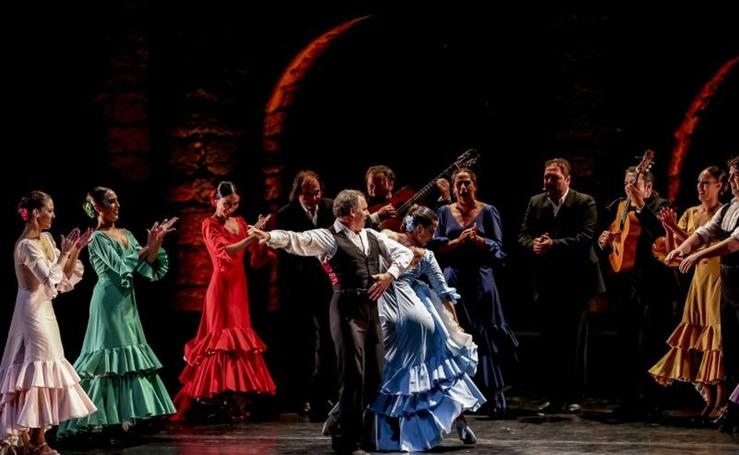 Flamenco en Líbano
