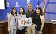 San Sebastián acoge el encuentro anual FACE Joven de jóvenes celíacos de todo el Estado