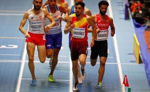 Saúl Ordóñez, récord de España de 800 en Mónaco