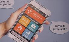 SOS Deiak-en aplikazioak 9.300 deskarga izan ditu