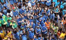 Fiestas de Santa Ana en Ordizia