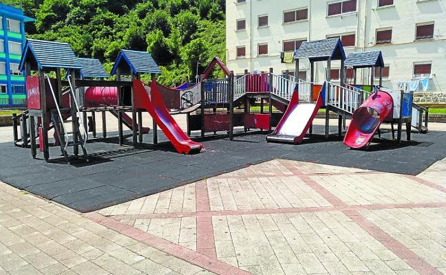 Los vecinos opinarán sobre el futuro del parque de Kurtzetxiki