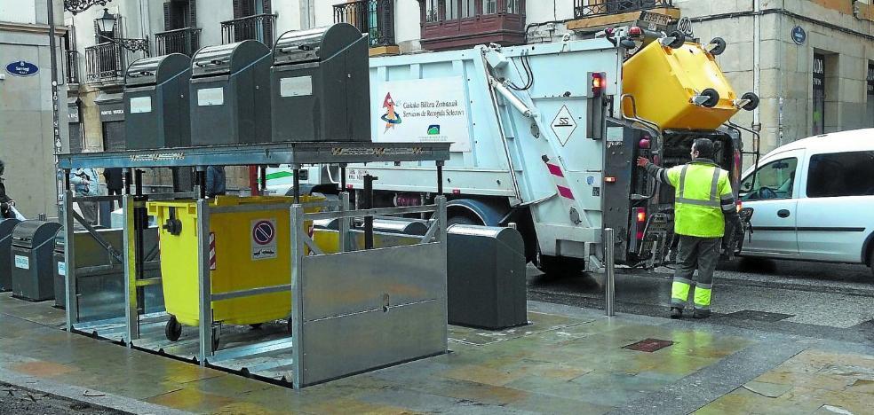 El Ayuntamiento modera la subida de la tasa de basuras y congela la mayoría de impuestos