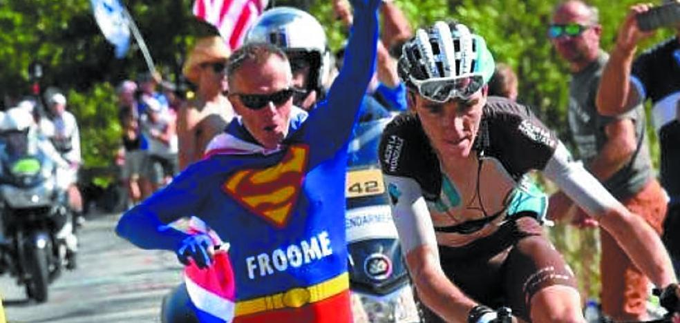 Correr el Tour, un deporte de riesgo