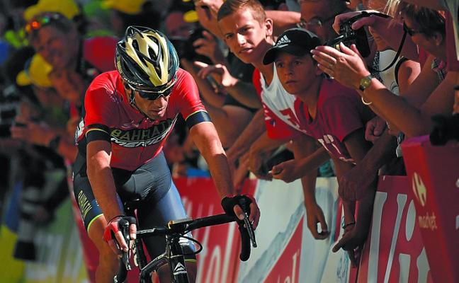Nibali confirma que correrá la Vuelta a España y el Mundial