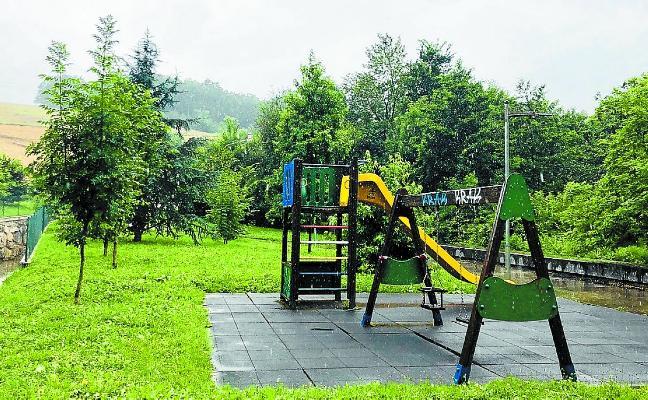 Kasablanca tendrá un nuevo parque con cancha deportiva