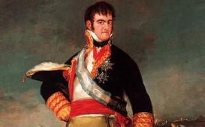 «Fernando VII tiene muchas similitudes con Franco»