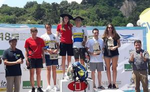 Amaia Iriarte y Nikolas Illarramendi, ganadores en la Getaria - Zarautz