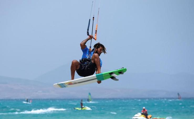 El campeonato del Mundo de windsurf y kitesurfing se ha celebrado en Fuerteventura