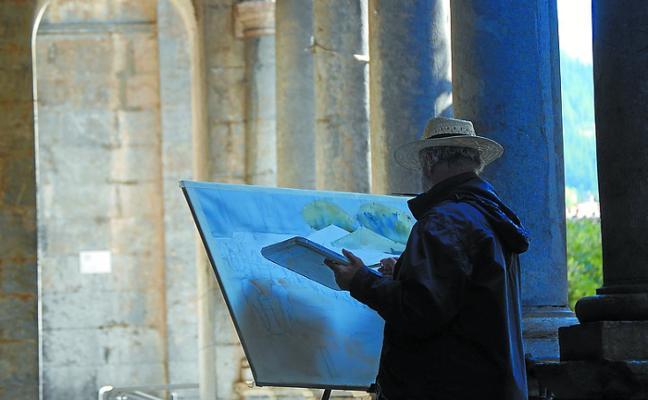 Presentadas las bases del Concurso de pintura Ignacio de Iriarte
