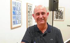 Lanzagorta fusiona jazz y diseño gráfico en dos exposiciones