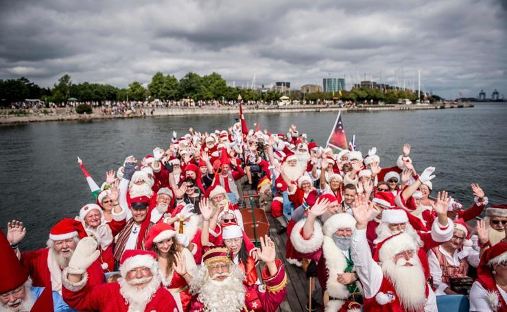 Congreso Internacional de Santa Claus