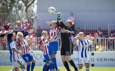 Málaga-Atlético y Athletic-Barcelona, primera jornada de la Liga Iberdrola