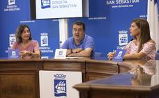 Hoteles de San Sebastián de cuatro y cinco estrellas mostrarán y venderán ropa local