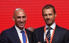 Rubiales cobrará 160.000 euros anuales