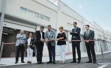 Inaugurada la segunda fase del polígono industrial de Araso, en Irun