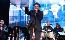 Rubén Blades abre a lo grande el jazzaldia
