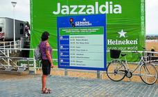 'Beach party' para empezar el Jazzaldia